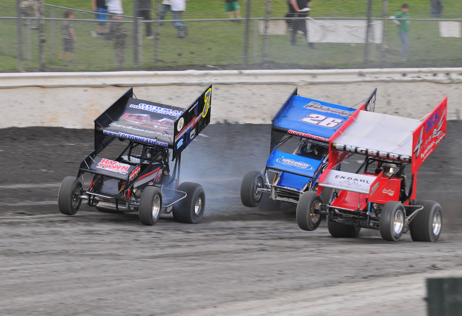 Sprint Car Racing Pictures